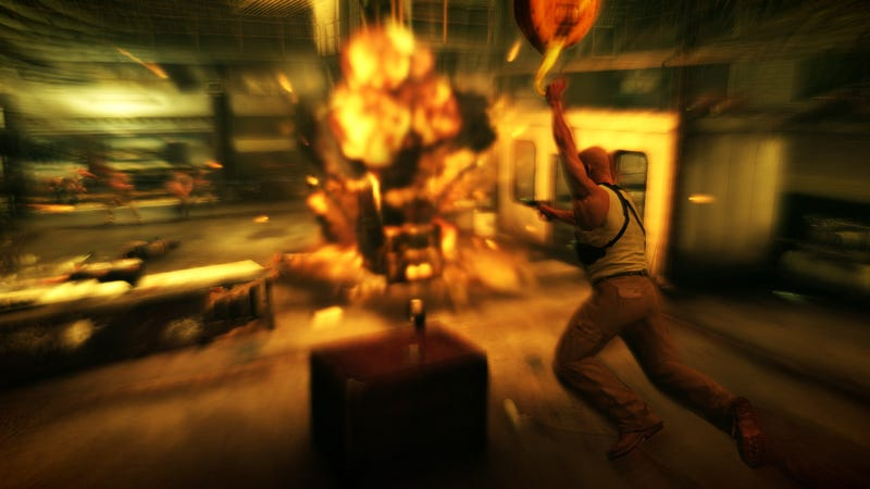 These New Max Payne 3 Screens Bring Grit, Bullets and Explosions
