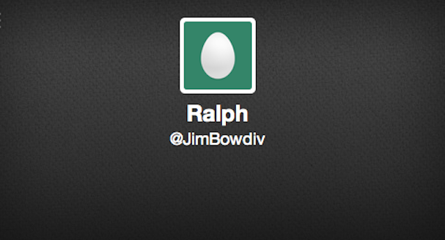 Jim Bowden Caught Stealing From Fake Twitter Account, Deletes Everything