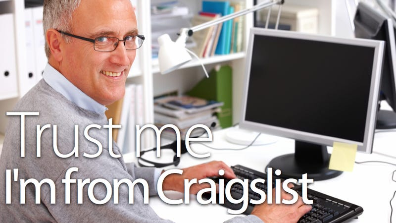 The Internet's Creepiest Craigslist Ad
