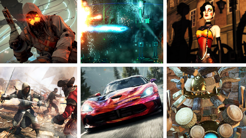 All 24 Of The PS4's Launch Games, Reviewed