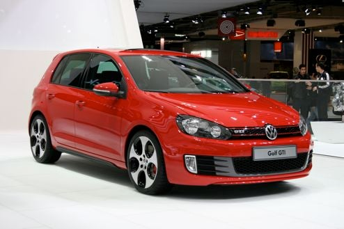 2009 Volkswagen GTI Drops In On Paris, Brings Two Extra Doors