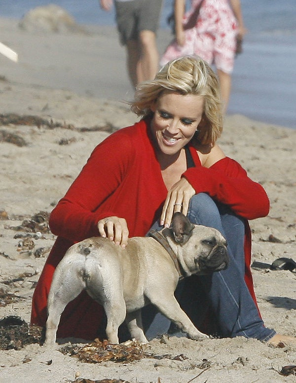 Jenny McCarthy Knows Her Friend's Special Spot