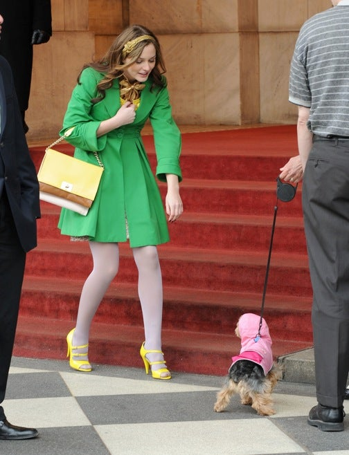 A Day in the Life of Blair Waldorf