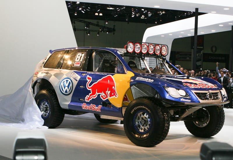 Volkswagen Touareg V12 TDI Baja Racer