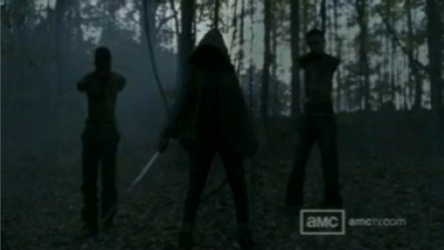 The cast of Walking Dead tells us what's next for Season 3