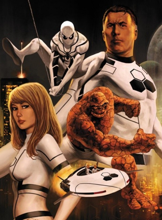 Who's the newest member of the Fantastic Four?