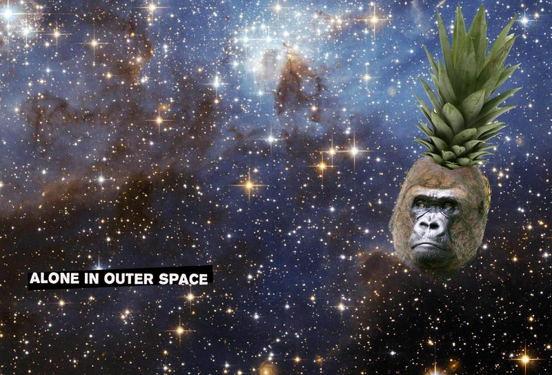 """Synonyms for """"Outer Space"""", Ranked"""