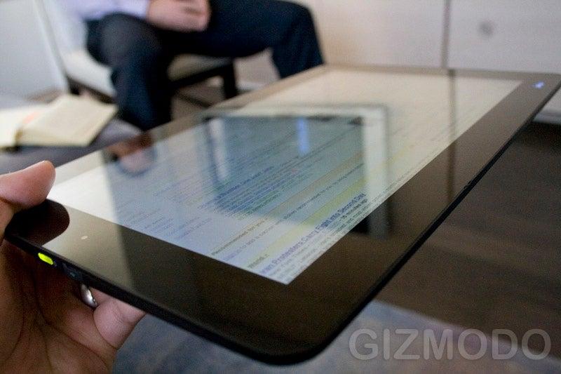 Fusion Garage JooJoo Tablet Hands-On