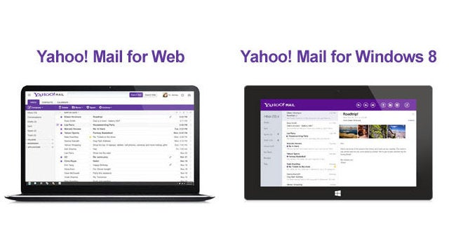 Yahoo Mail Finally Gets a Slick Redesign of its Own