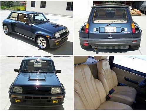 R5 Turbo 2 for Le $27,000!