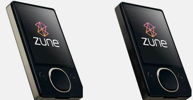 New Zune Colors Make the Beast With Two Black Backs