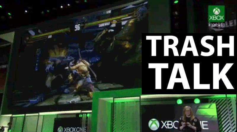 The Trash Talk During Microsoft's Conference Was Awful [UPDATE]