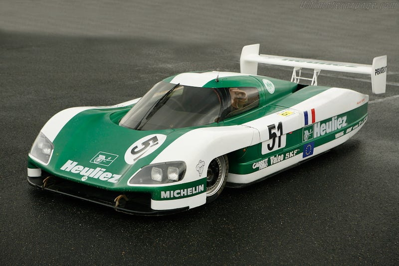 The Ultimate Tribute to Group C and The Mulsanne Straight