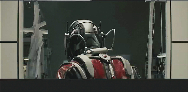 Check out the first footage of Thor 2 and glimpses of Ant-Man!