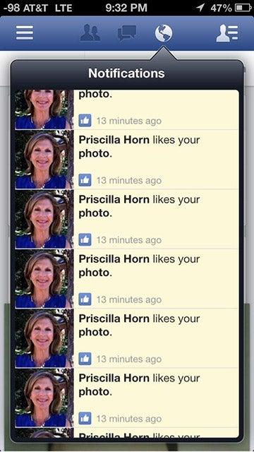 Thank God for Moms on Facebook