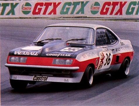 Brava Firenza! Vauxhall's Ponycar