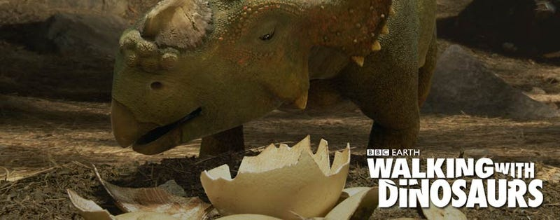 Walking With Dinosaurs 3D is a visual feast