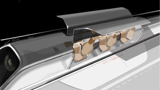This Is What Elon Musk's Hyperloop Will Look Like