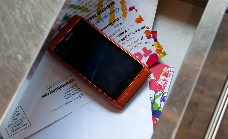 Why We're Not Reviewing the Nokia N8