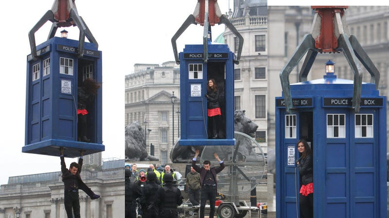 The Doctor Who 50th Anniversary Trailer is an Amazing Thrill Ride