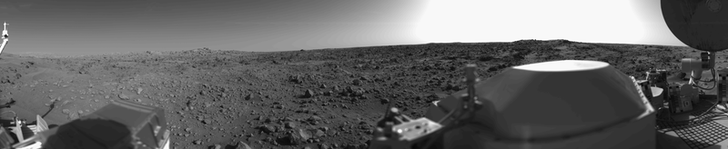 The First Successful Mars Landing Happened 35 Years Ago Today