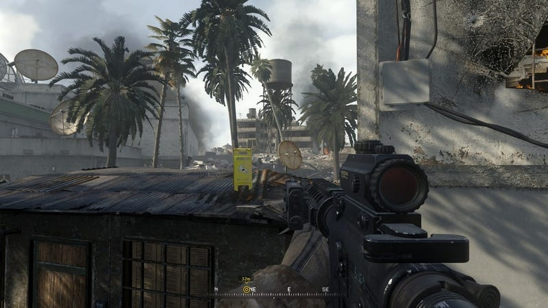 "Modern Warfare Remastered Sticks ""Caution"" Sign Over Old Glitch"