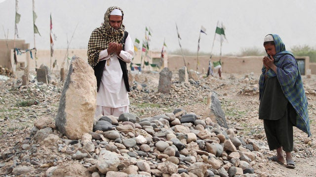 U.S. Pays $860,000 to Families of Afghan Victims