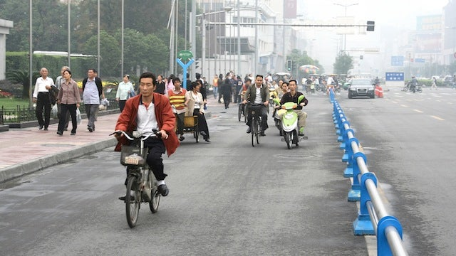 China Is Banning Electric Bikes Because They've Killed Too Many People