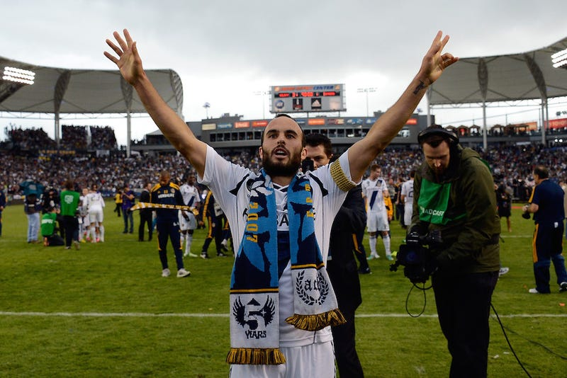 Reports: Landon Donovan Will Retire At The End Of The MLS Season