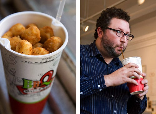 Greatest Fast Food Invention Yet: Col-Pop Holds Your Soda and Your Chicken Nuggets