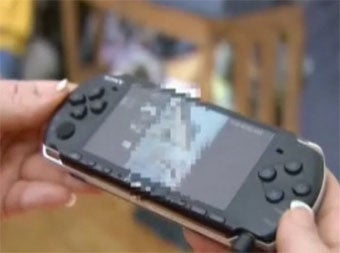 6 Year-Old Buys Porn-Infested PSP From Wal-Mart