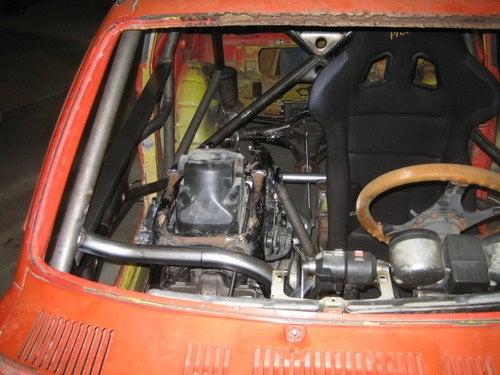 Angry Hamster Racing Honda Z600