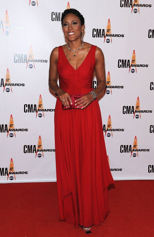 Where Are The Sequins?! Country Music Awards Styles Go Safe