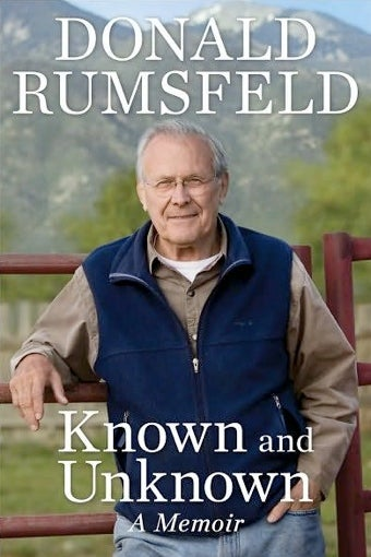 Donald Rumsfeld To Release Sexy Memoir, His Own Private Wikileaks