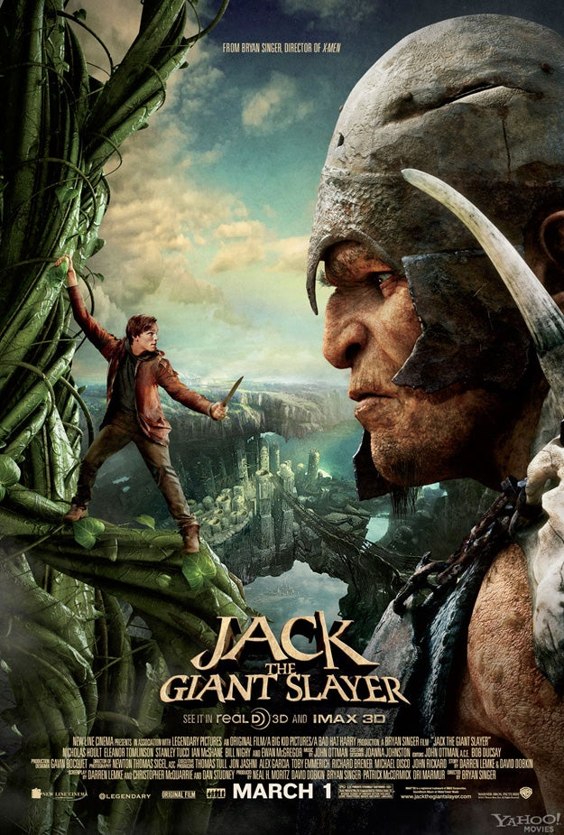 Jack the Giant Slayer Posters