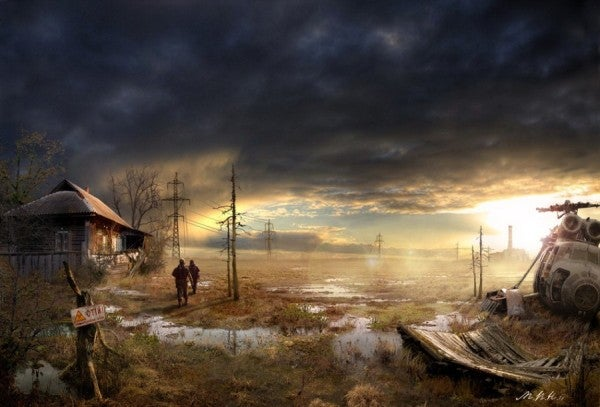Photo manipulations offer realistic visions of life after the apocalypse