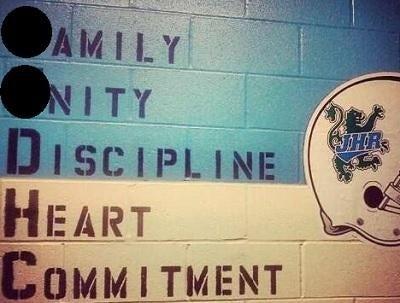 "High School Coach Suspended Over ""F.U."" Locker Room Mantra"