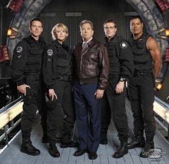 The top 20 essential science fiction TV shows