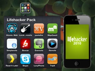 Lifehacker Pack for iPhone 2010: Our List of the Best iPhone Apps