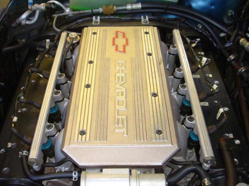 Chevy Feretta Experimental Prototype Gallery