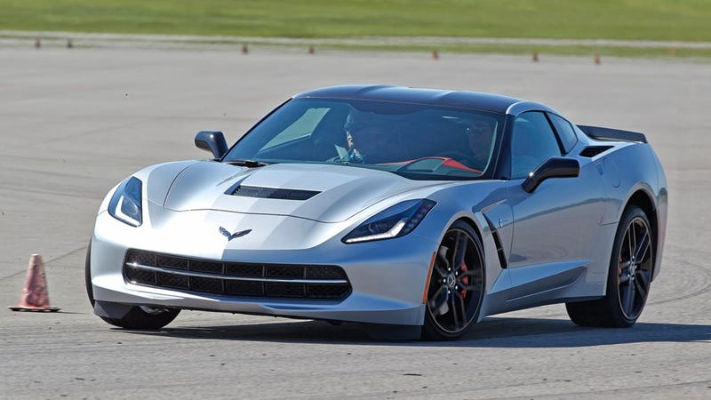 The 2014 Corvette Can't Stop Winning Awards