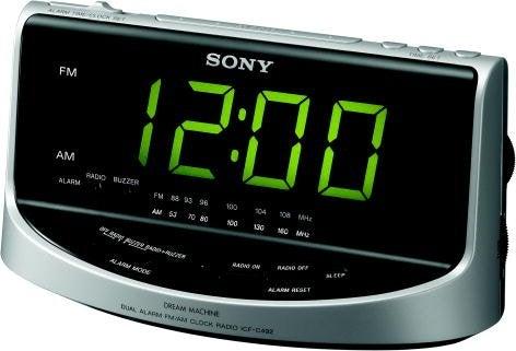 A Clock in a Radio