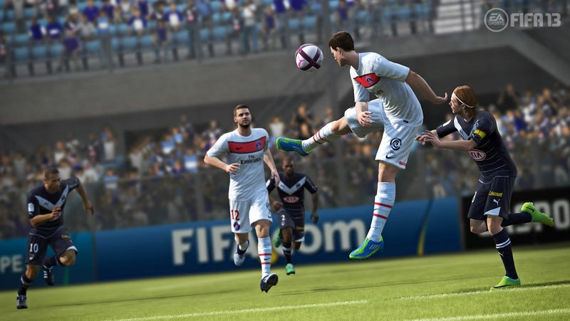 So, What the @$%& is the Deal With Swearing in FIFA 13?