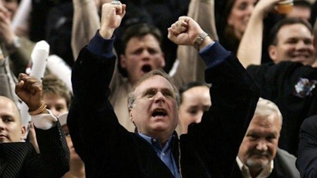 Blood On The Walls: Choice Bits From Blazers Owner Paul Allen's New Book