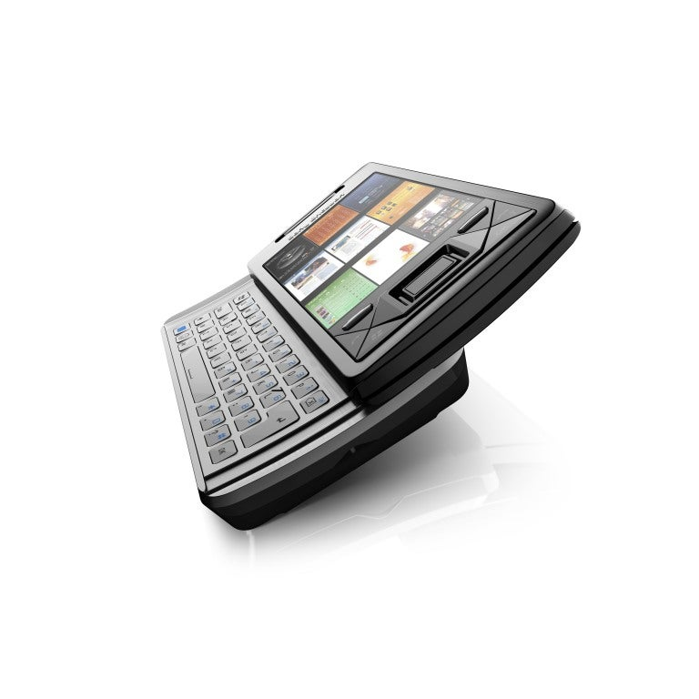 XPERIA X1 Hiptop Killer: Sony Ericsson's First Video Plus Gallery