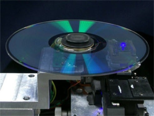 Pioneer Pushes Blu-ray Discs to 16 Layers, 400GB Capacity