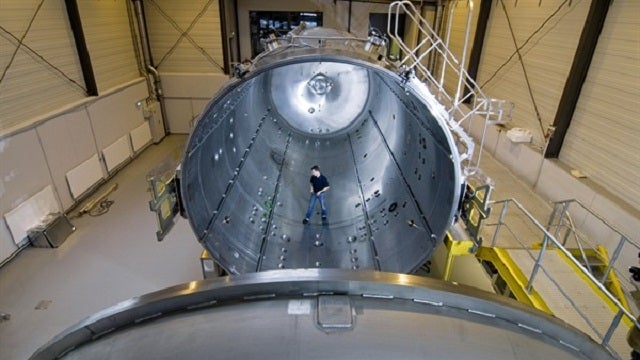 Europe's Newest Vacuum Tunnel Simulates Space with Cryogenic Walls