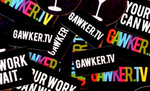 Win 2 iPads and 2 Tickets to the Webutante Ball in the Gawker.TV Scavenger Hunt