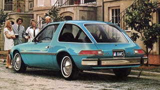 40 Years Of The AMC Pacer - The Fishbowl That Saved The World
