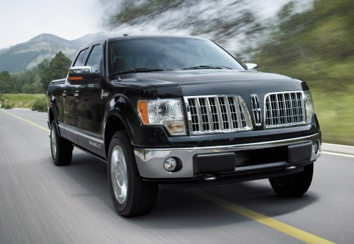 2010 Lincoln Mark LT: Once Upon A Time In Mexico